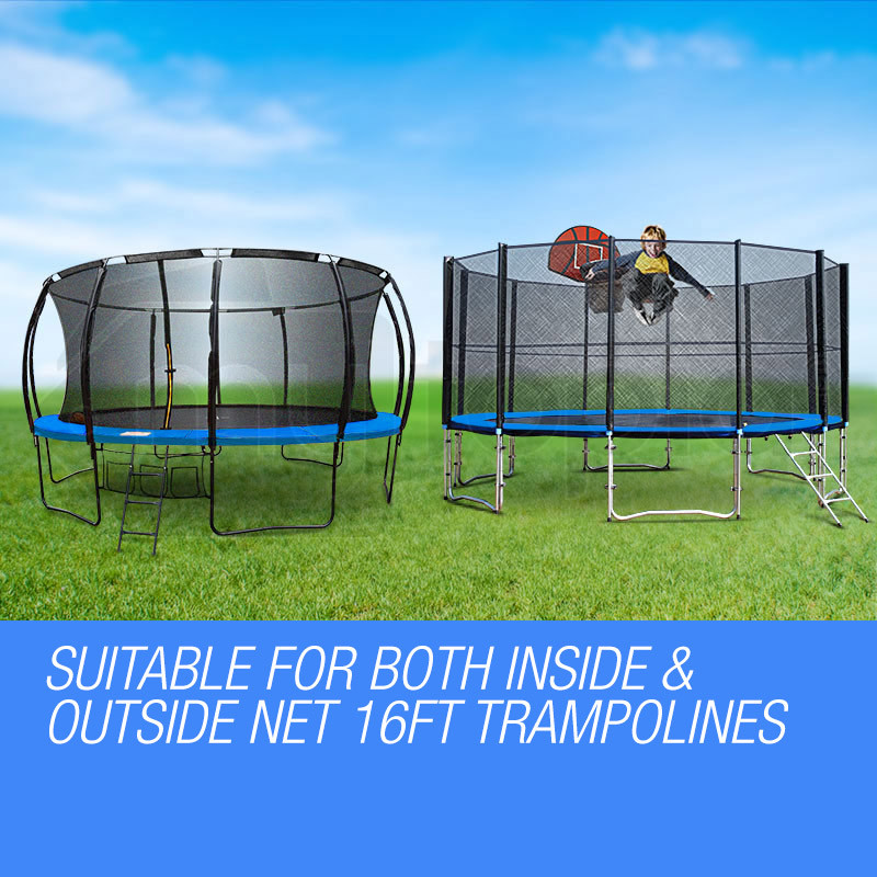 UP-SHOT 16ft Replacement Trampoline Padding - Pads Pad Outdoor Safety Round by Up-Shot