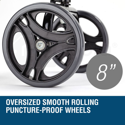 Knee Walker Scooter - Easy-Roller by eQuipMed
