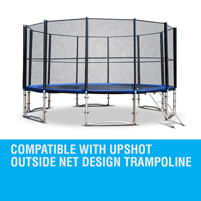 UP-SHOT 14ft Replacement Trampoline Mat 14ft - 96 Springs by Up-Shot