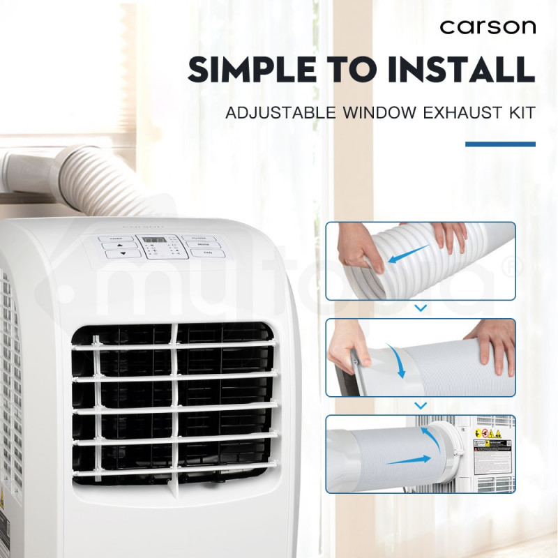 15000 BTU Portable Air Conditioner- PA210 by Carson