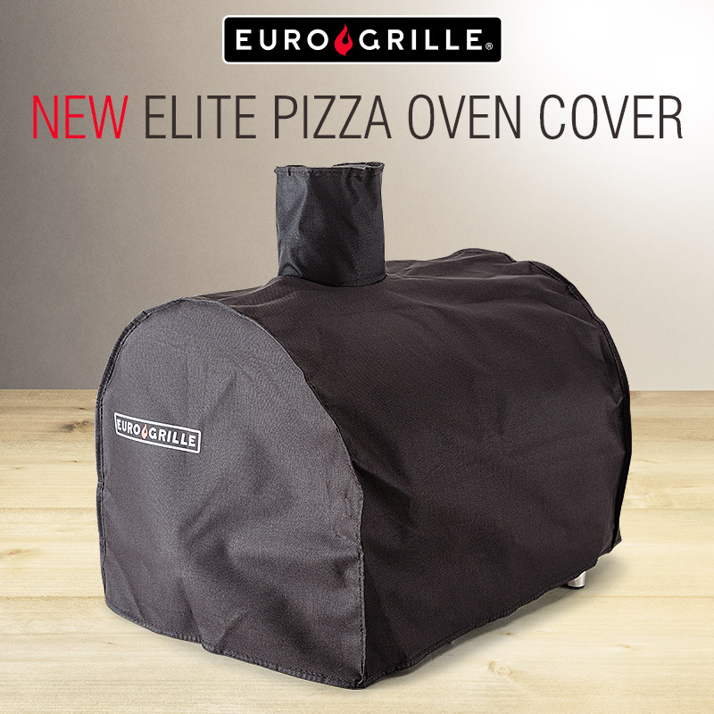 Elite Pizza Oven Cover by Euro-Grille