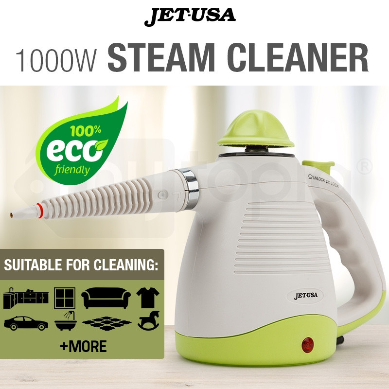 JET-USA Portable Steam Cleaner Multi-Purpose High Pressure Handheld by Jet-USA