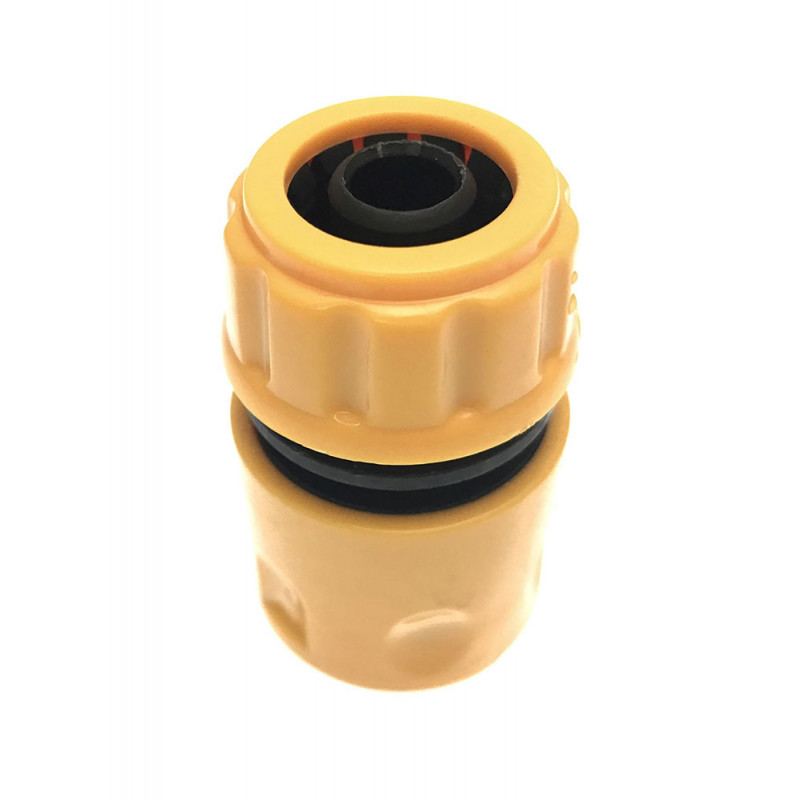 Camping Shower Gas Flared Hose Fitting by Parts