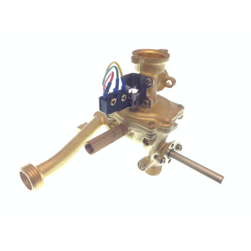 Camping Shower Water Outlet Valve by Parts