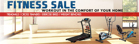 May Fitness Sale 2016