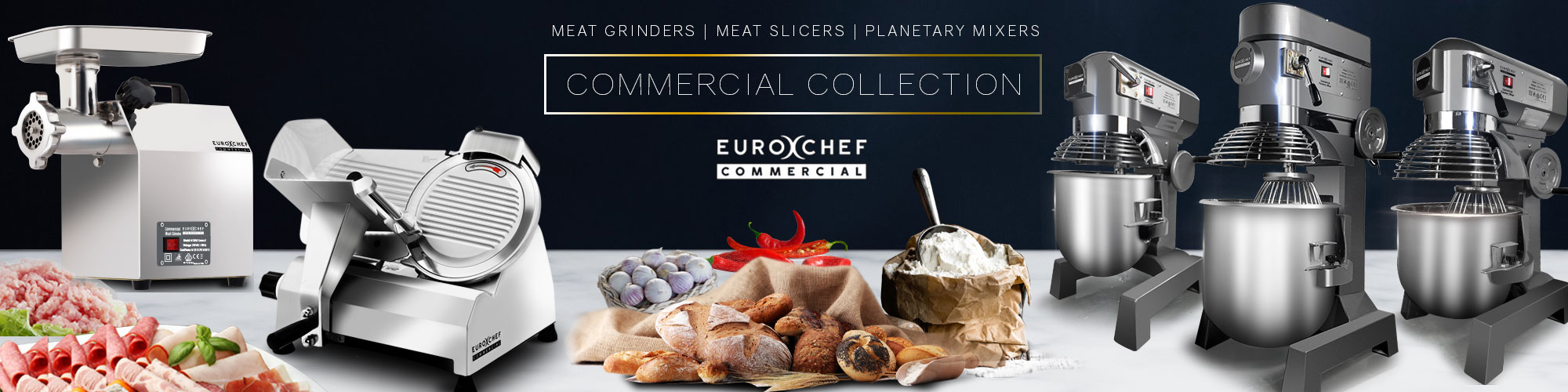 EuroChef Commercial Collection